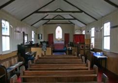 Inside Bilson Mission