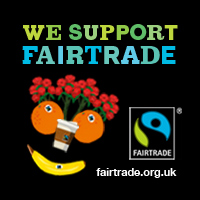 We Support Fairtrade