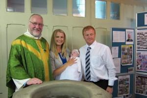 St John's Baptism