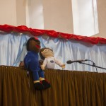 Easter Puppet Show