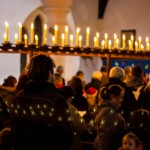 Carols by candle light Cinderford
