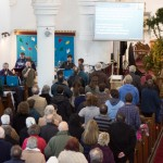 Cinderford churches together service