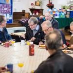 Breakfast gathering
