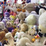 Teddy stall