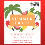 St Eth's Summer Fayre – Sat 1 July