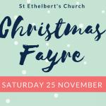 St Ethelbert's Christmas Market