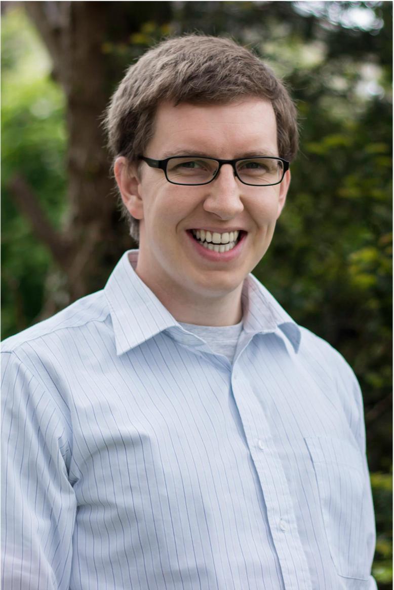 Chris Witham portrait