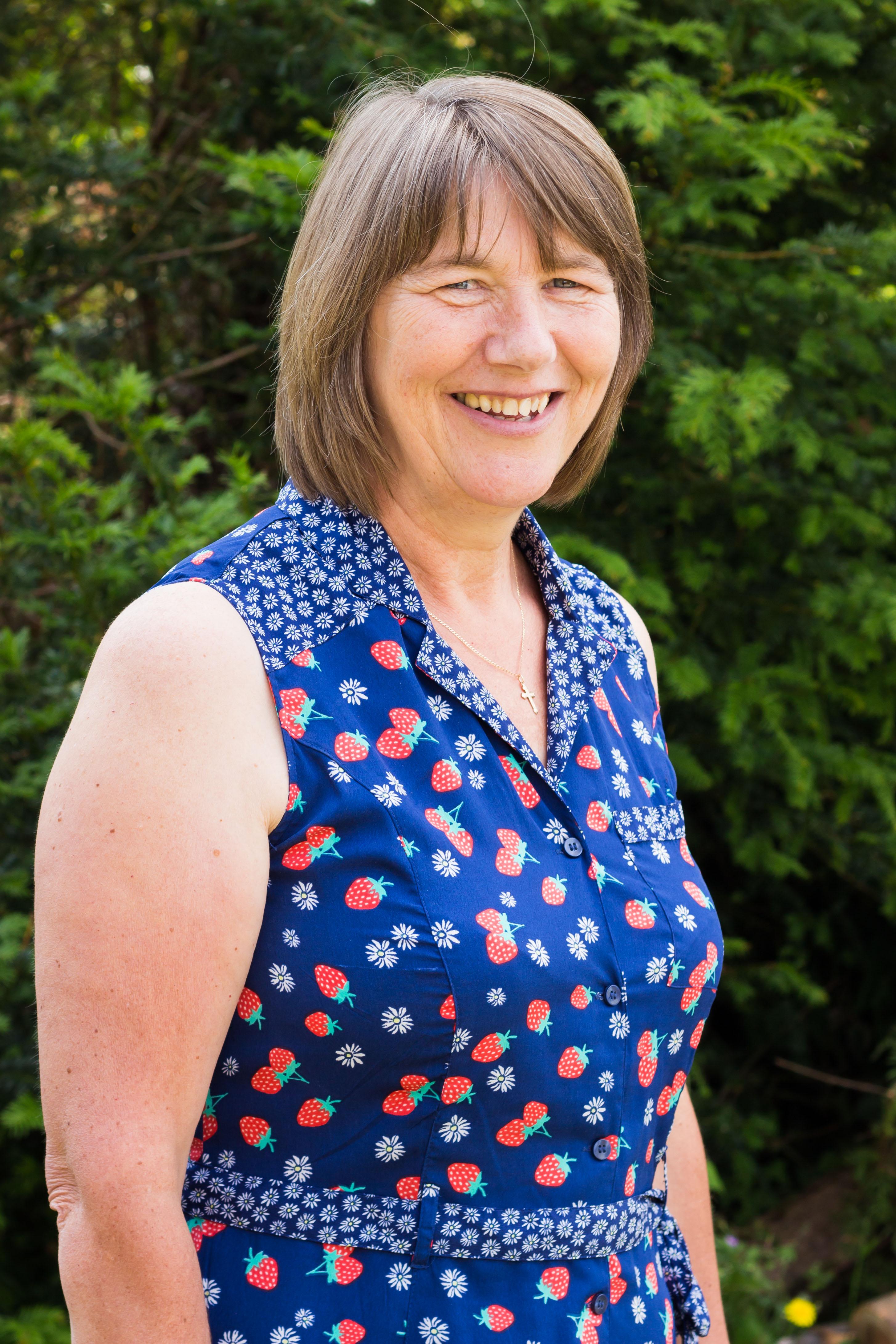 Linda Blagg portrait