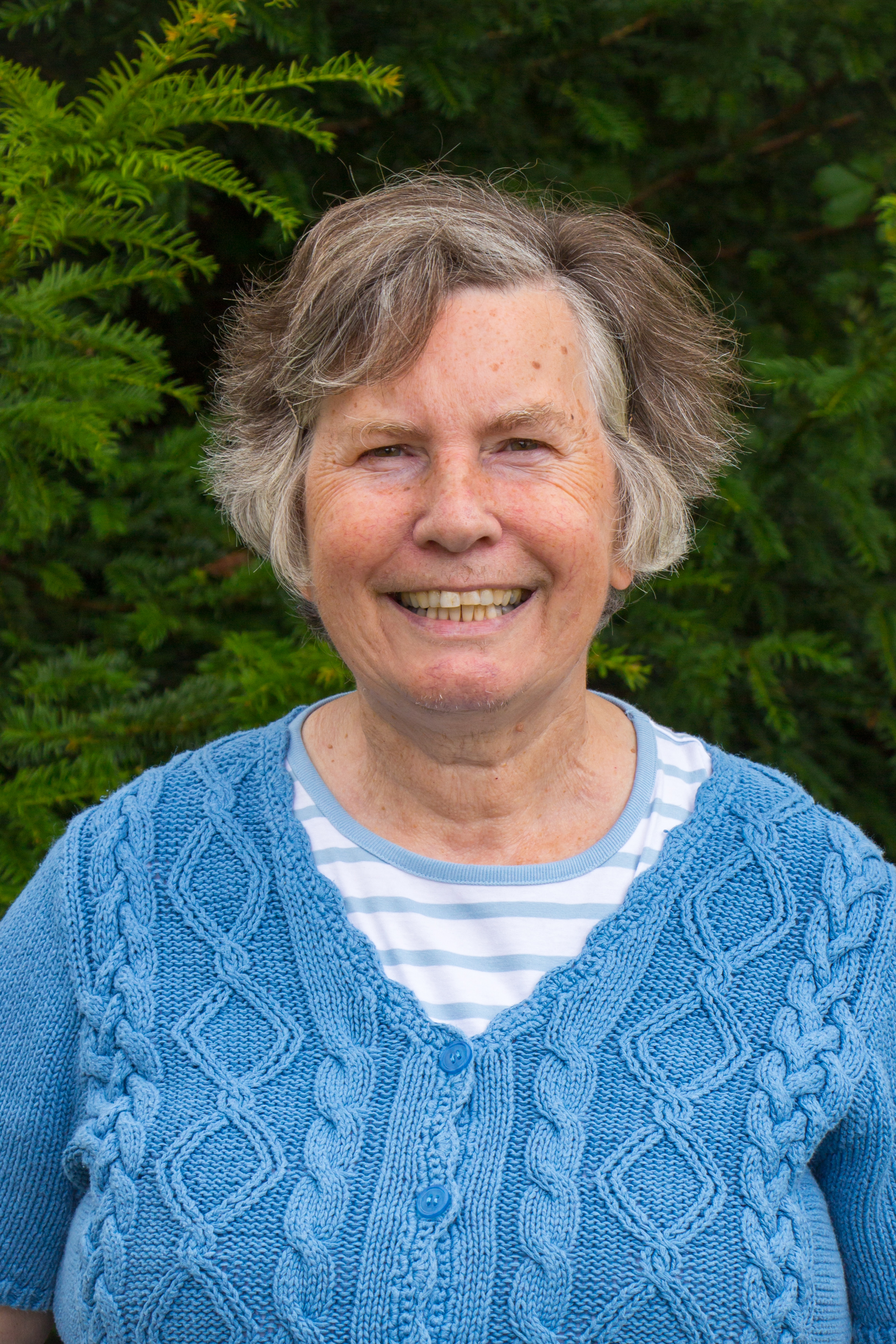 Lynne Chaundy portrait